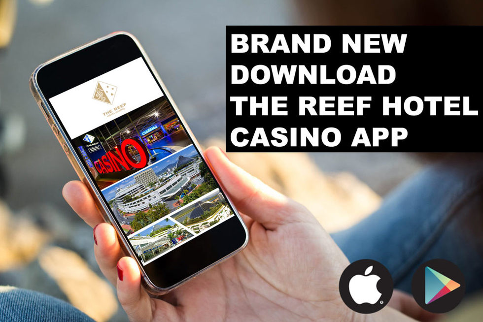 reef club casino app