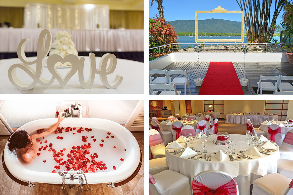 Cairns Wedding Venues Packages The Reef Hotel Casino
