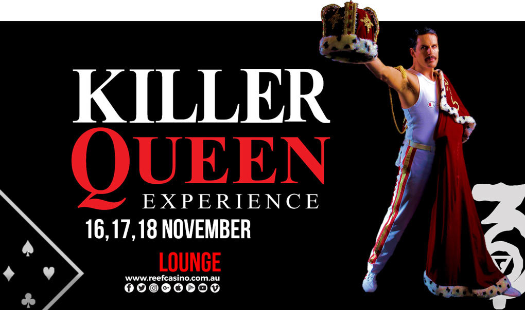 Killer Queen 2018 | Free Live Music in Cairns - Archives