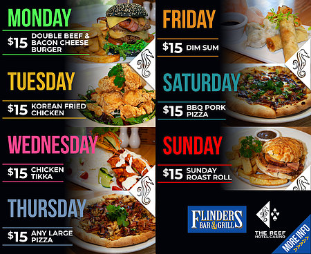 Flinders-Daily-Specials