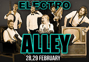 Electro Alley Thumb