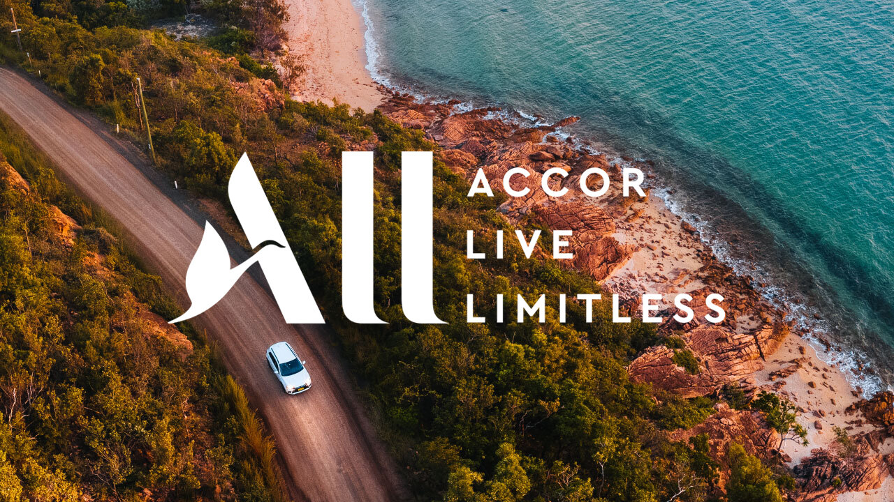 Accor Alive Limitless ALL Banner